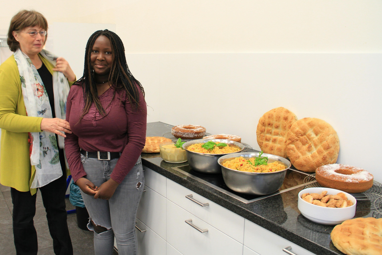 Kochgruppe + Kochergebnis